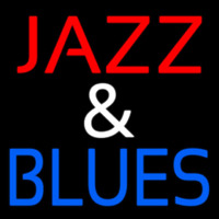 Jazz And Blues 1 Neon Sign