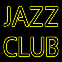 Jazz Club 1 Neon Sign