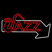 Jazz Red Neon Sign