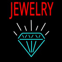 Jewelry Repair Logo Neon Sign