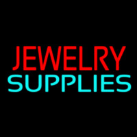 Jewelry Supplies Neon Sign
