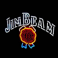 Jim Beam Beer Neon Sign