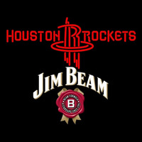 Jim Beam Houston Rockets NBA Beer Sign Neon Sign