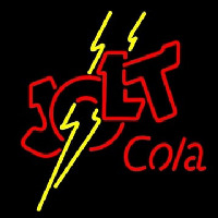 Jolt Cola Neon Sign