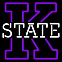 Kansas State Wildcats Alternate Logo NCAA Neon Sign Neon Sign