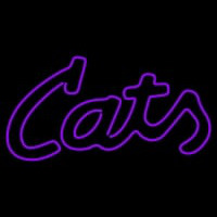 Kansas State Wildcats Wordmark Logo NCAA Neon Sign Neon Sign