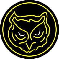 Kennesaw State Owls Alternate Logo NCAA Neon Sign Neon Sign