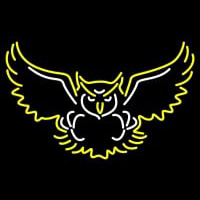 Kennesaw State Owls Alternate Pres Logo NCAA Neon Sign Neon Sign