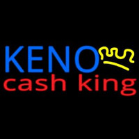 Keno Cash King 2 Neon Sign