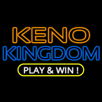 Keno Kingdom Neon Sign