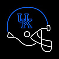 Kentucky Wildcats Helmet 2005 Pres Logo NCAA Neon Sign Neon Sign