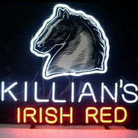 Killians Irish Red Lager Beer Neon Sign