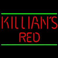 Killians Red 2 Beer Sign Neon Sign