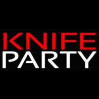 Knife Party 2 Neon Sign