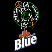 Labatt Blue Boston Celtics NBA Beer Sign Neon Sign