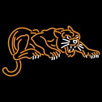 Lafayette Leopards Partial Pres Logo NCAA Neon Sign Neon Sign