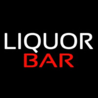 Liquor Bar Neon Sign