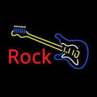 Logo Of Guitar Neon Sign