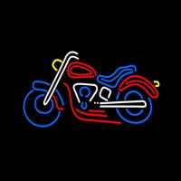 Logo Of Motorcycle Neon Sign