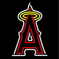 Los Angeles Angels of Anaheim MLB Neon Sign Neon Sign