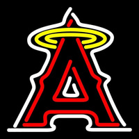 Los Angeles Angels of Anaheim Neon Sign Neon Sign