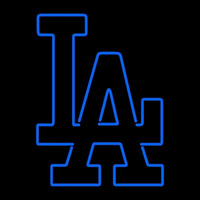 Los Angeles Dodgers Alternate 1958 2011 Logo MLB Neon Sign Neon Sign