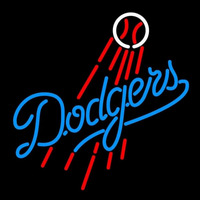 Los Angeles Dodgers MLB Neon Sign Neon Sign
