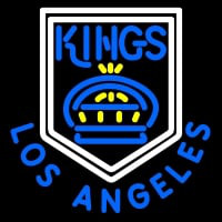 Los Angeles Kings Alternate Logo Nhl Neon Sign Neon Sign