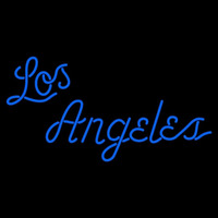 Los Angeles Lakers Wordmark 1960 61 1964 65 Logo NBA Neon Sign Neon Sign
