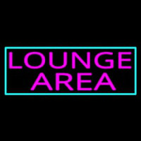 Lounge Area Neon Sign