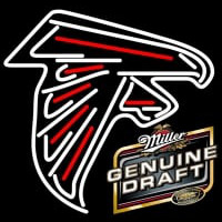 MGD Atlanta Falcons NFL Neon Sign Neon Sign