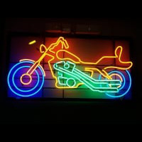 MOTOR BUSINESS Neon Sign