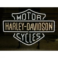 MOTOR CYCLES HARLEY-DAVIDSON Neon Sign