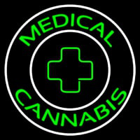 Medical Cannabis Neon Sign