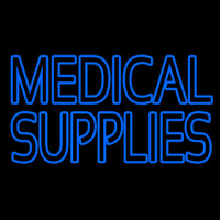Medical Supplies Neon Sign