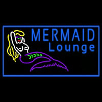 Mermaid Lounge Neon Sign