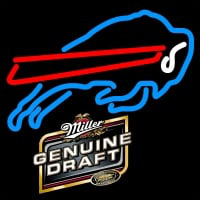 Mgd Buffalo Bills NFL Neon Sign Neon Sign