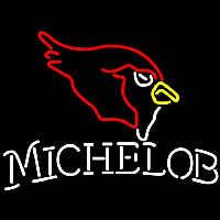 Michelob Arizona Cardinals NFL Neon Sign Neon Sign