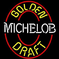 Michelob Golden Draft Neon Sign
