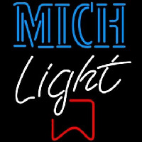 Michelob Light Mich Neon Sign