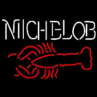 Michelob Lobster Beer Sign Neon Sign
