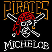 Michelob Pittsburgh Pirates MLB Beer Sign Neon Sign