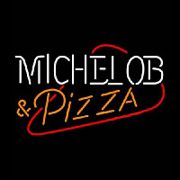 Michelob Pizza Neon Sign