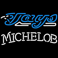 Michelob Toronto Blue Jays MLB Beer Sign Neon Sign