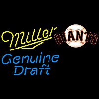 Miller Genuine Draft Jumping Fish Beer Sign Neon Sign