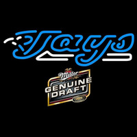 Miller Genuine Draft Toronto Blue Jays MLB Beer Sign Neon Sign