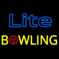 Miller Lite Bowling Neon Sign