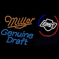 Miller Los Angeles Kings Beer Light Neon Neon Sign