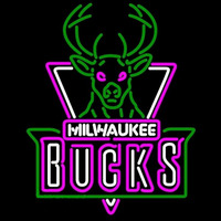 Milwaukee Bucks Neon Sign Neon Sign