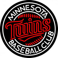 Minnesota Twins MLB Logo Neon Sign Neon Sign